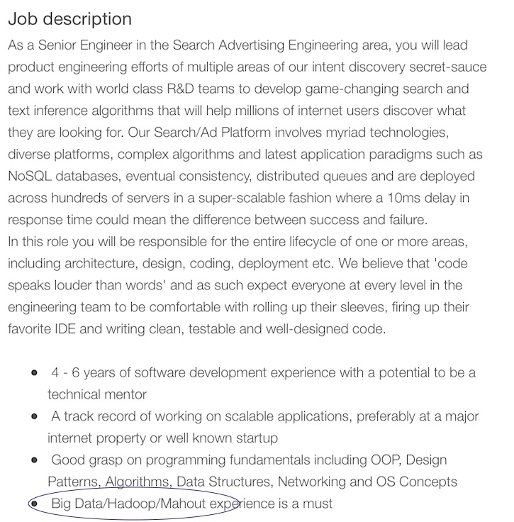 google software engineer resumes