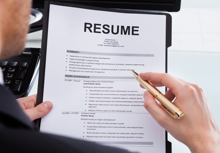 Resume Formats Guide Reverse Chronological Vs Functional Skills Based Hybrid